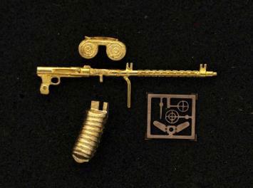 1/72 MG15 7.92mm航空機関銃 (初期型)[Mini World]《06月予約》