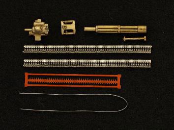 "1/72 M134""ミニガン"" 7.62mm口径機関銃 (後期型) (固定型)[Mini World]《06月予約》"