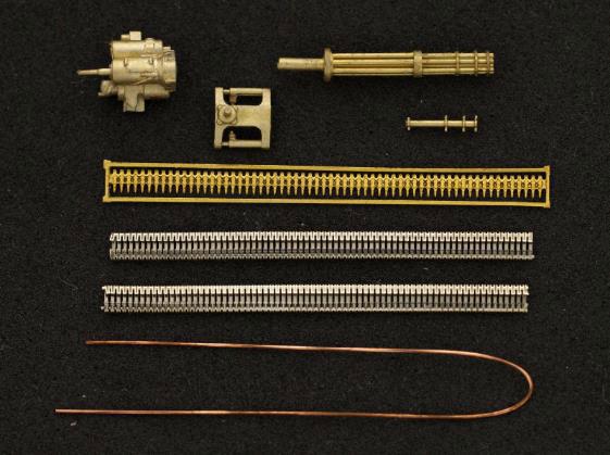 "1/48 M134""ミニガン"" 7.62mm機関銃 (初期型) (固定型)[Mini World]《06月予約》"