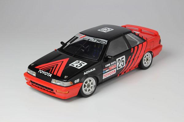 1/24 レーシングシリーズ トヨタ カローラ レビン AE92 Gr.A 1991 オートポリス プラモデル[プラッツ/nunu]《08月予約》