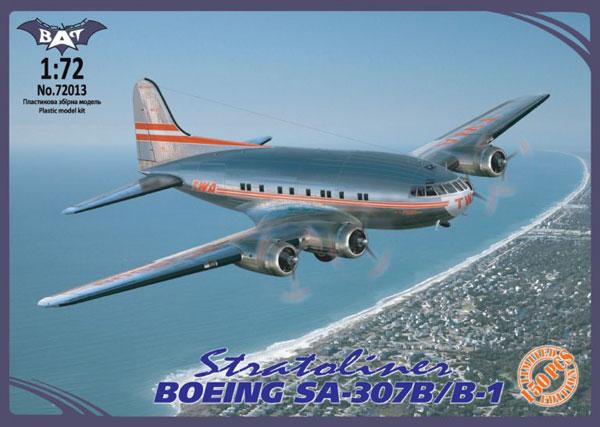 1/72 SA-307B/B-1 プラモデル[バットプロジェクト]【送料無料】《06月仮予約》
