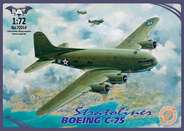 1/72 C-75 輸送機 プラモデル[バットプロジェクト]【送料無料】《06月仮予約》