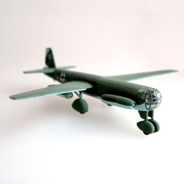1/144 ユンカース Ju287V-1 プラモデル[MINIWING]《06月予約》