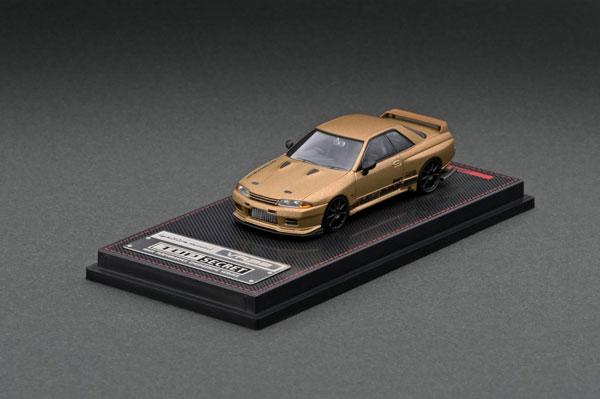 1/64 TOP SECRET GT-R (VR32) Matte Gold[イグニッションモデル]《09月予約》