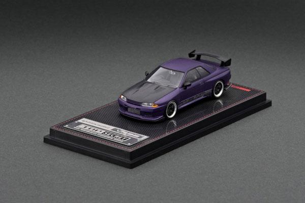 1/64 TOP SECRET GT-R (VR32) Matte Purple Metallic[イグニッションモデル]《09月予約》