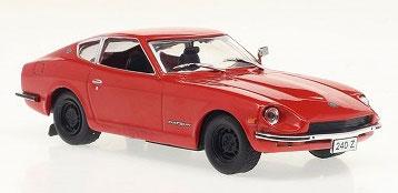 1/43 ダットサン フェアレディ 240Z 1971 レッド[ファースト43]《06月仮予約》