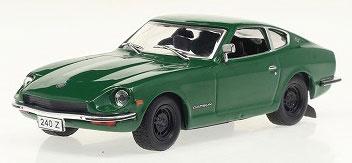 1/43 ダットサン フェアレディ 240Z 1971 グリーン[ファースト43]《06月仮予約》