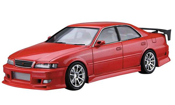 ザ・チューンドカー No.16 1/24 Kunny'z JZX100 チェイサー ツアラーV '98 (トヨタ) プラモデル[アオシマ]《08月予約》