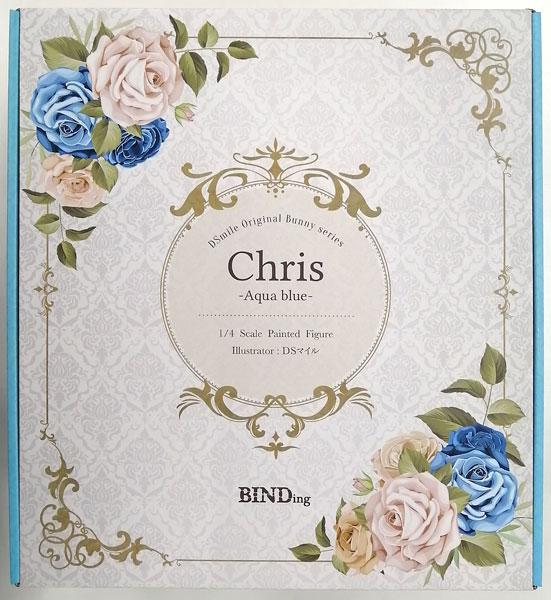 Chris-Aqua blue-