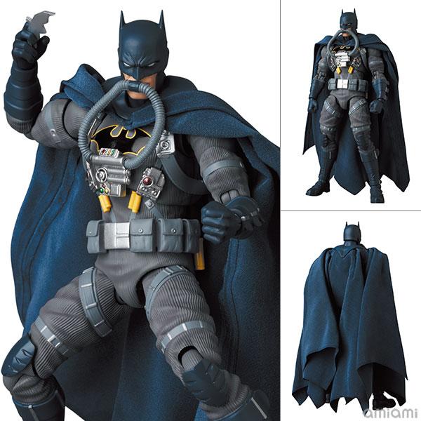マフェックス No.166 MAFEX STEALTH JUMPER BATMAN(BATMAN: HUSH Ver.)[メディコム・トイ]《06月予約》