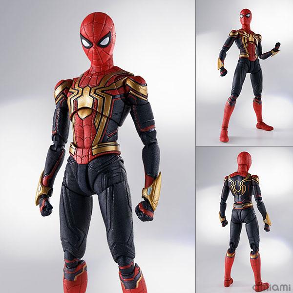S.H.Figuarts スパイダーマン[インテグレーテッドスーツ](スパイダーマン:ノー・ウェイ・ホーム)[BANDAI SPIRITS]《12月予約》