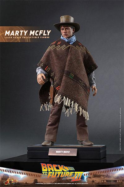 ムービー・マスターピース バック・トゥ・ザ・フューチャー PART3 マーティ・マクフライ 延期前倒可能性大【同梱不可】【送料無料】《02月仮予約》
