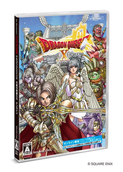 PCソフト ドラゴンクエストX 天星の英雄たち オンライン[スクウェア・エニックス]《11月予約》