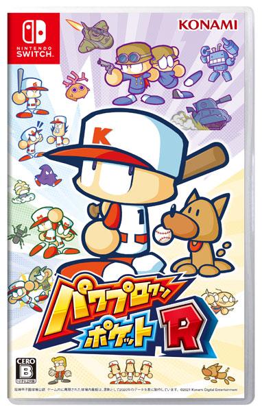 Nintendo Switch パワプロクンポケットR[コナミ]【送料無料】《11月予約》