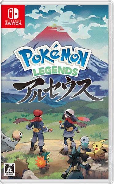 【特典】Nintendo Switch Pokemon LEGENDS アルセウス[任天堂]【送料無料】《01月予約》