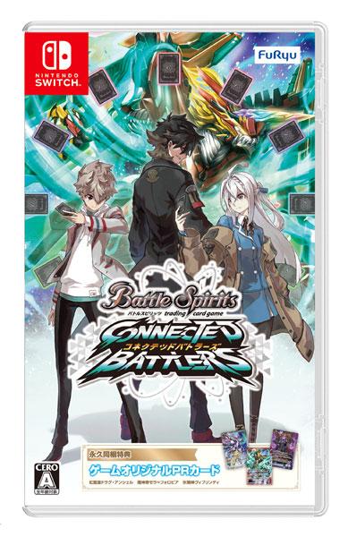 【特典】Nintendo Switch バトルスピリッツ コネクテッドバトラーズ[フリュー]【送料無料】《01月予約》