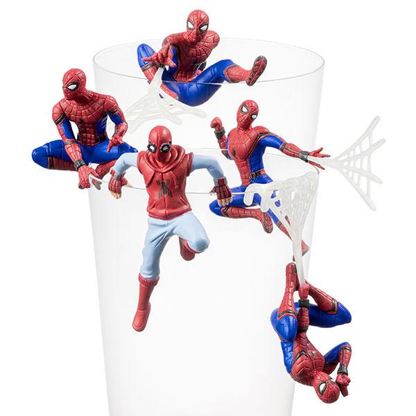 PUTITTO スパイダーマン ホームカミング 全5種セット