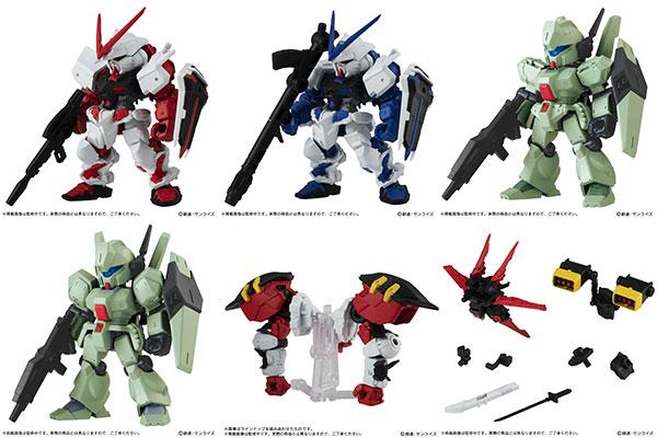 機動戦士ガンダム MOBILE SUIT ENSEMBLE19 10個入りBOX-amiami.jp-あみあみオンライン本店-