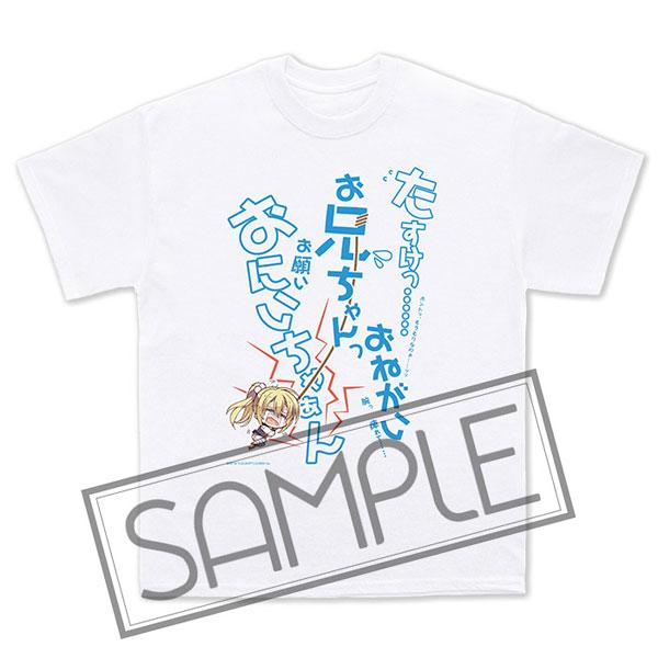 【限定販売】RIDDLE JOKER 「在原七海」お願い、おにいちゃぁんTシャツ L[アリスグリント]《発売済・在庫品》