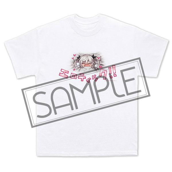 【限定販売】喫茶ステラと死神の蝶 「明月栞那」エロティック!!Tシャツ XL[アリスグリント]《発売済・在庫品》