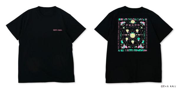 コジコジ Tシャツ ブラック S[ナタリーストア]《09月予約》