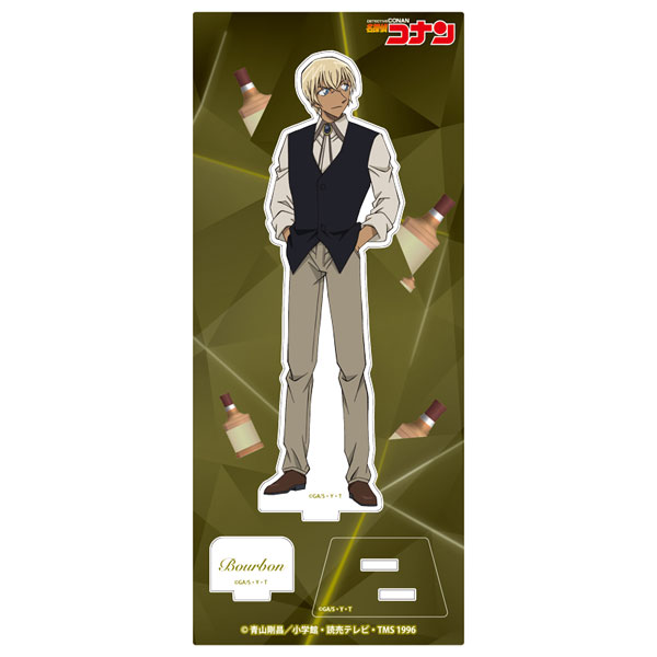 名探偵コナン アクリルスタンドVol.18 バーボン[ゼロジーアクト]《発売済・在庫品》