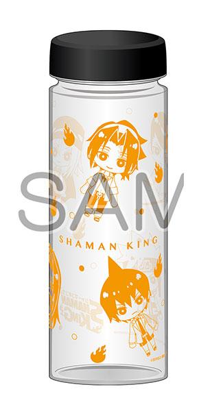 SHAMAN KING×ぱすきゃらコラボ クリアボトル[eStream]《09月予約》