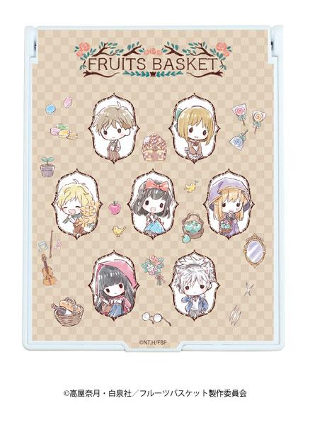 デカキャラミラー「フルーツバスケット」06/Bデザイン 童話ver.(グラフアート)[A3]《発売済・在庫品》