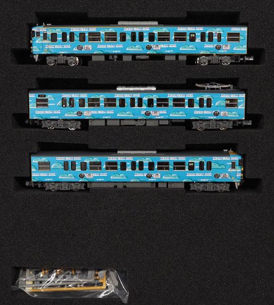 50681 JR115系1000番台(SETOUCHI TRAIN)3両編成セット(動力無し)[グリーンマックス]【送料無料】《在庫切れ》