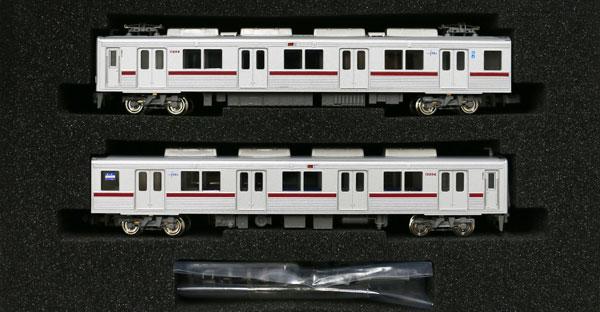 30436 東武10000型リニューアル車(東武スカイツリーライン・11204編成)増結用先頭車2両セット(動力無し)[グリーンマックス]《在庫切れ》
