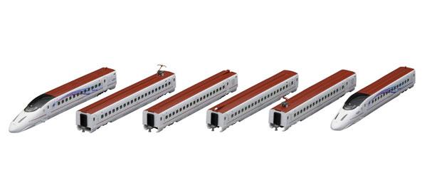 97939 特別企画品 九州新幹線800-0系(流れ星新幹線)セット(6両)[TOMIX]【送料無料】《12月予約》