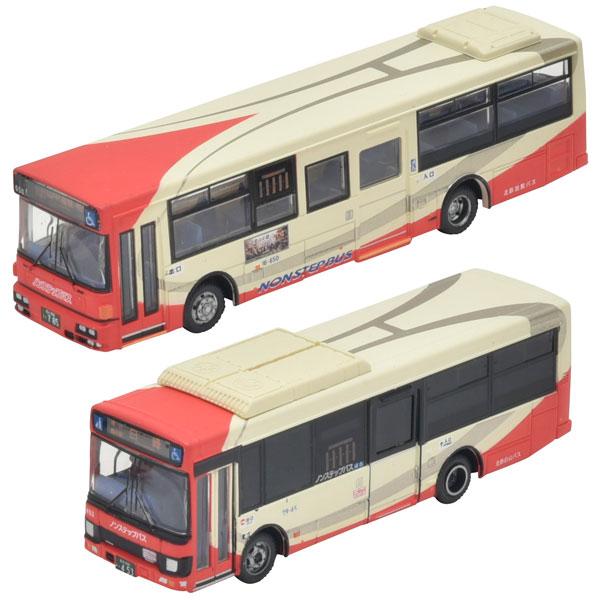 ザ・バスコレクション 北鉄グループ統合記念 北鉄加賀バス・北鉄白山バス2台セット[トミーテック]《11月予約》