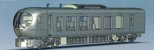 A1030 西武鉄道001系 Laview G編成 8両セット[マイクロエース]【送料無料】《12月予約》