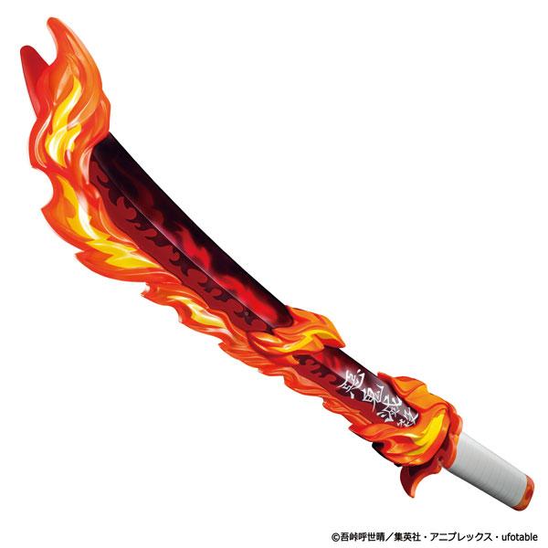 鬼滅の刃 DX日輪刀~煉獄杏寿郎~[バンダイ]《発売済・在庫品》