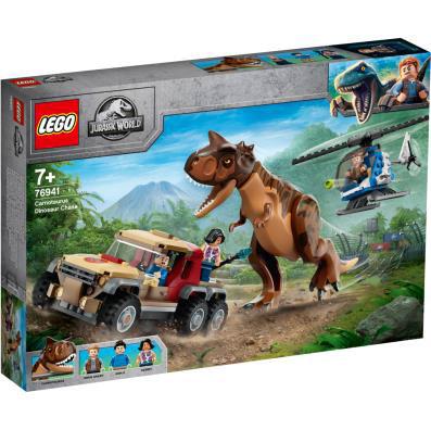 レゴ Jurassic World カルノタウルスの大追跡 (76941)[レゴジャパン]《在庫切れ》