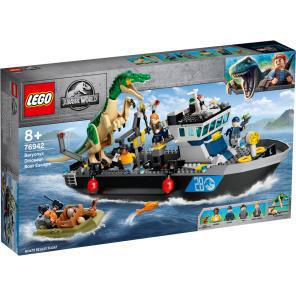 レゴ Jurassic World バリオニクスの水上脱出 (76942)[レゴジャパン]《在庫切れ》