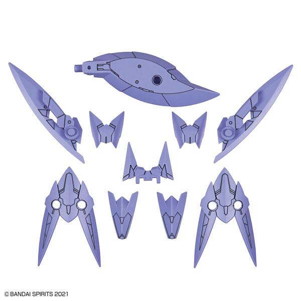 30MS オプションパーツセット4(ステルスアーマー) プラモデル[BANDAI SPIRITS]《02月予約》