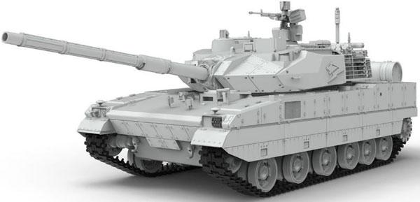 1/35 中国人民解放軍 ZTQ15式軽戦車 プラモデル[MENG Model]《在庫切れ》