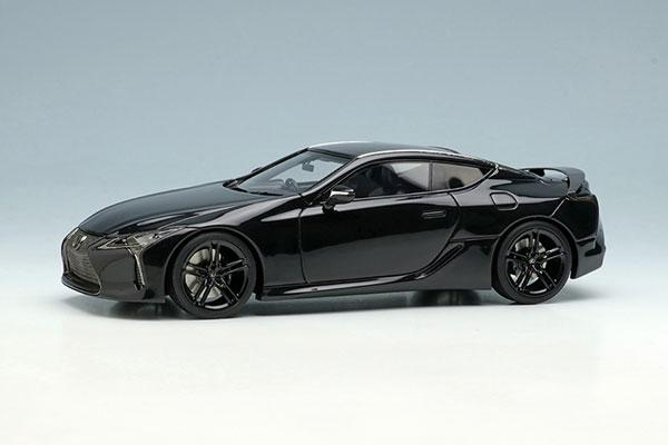 """1/43 レクサス LC500 """"AVIATION"""" 2020 ブラック[メイクアップ]【送料無料】《12月予約》"""