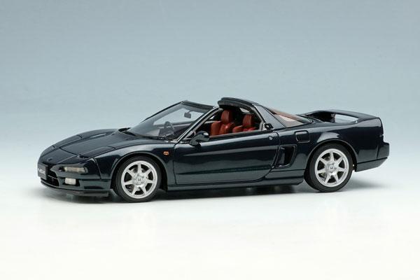 1/43 ホンダ NSX タイプT (NA1) 1997 シャーロットグリーンパール[メイクアップ]【送料無料】《12月予約》