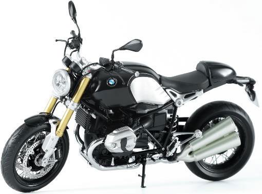 1/9 BMW R nineT (多色成型版) プラモデル[MENG Model]【送料無料】《11月予約》