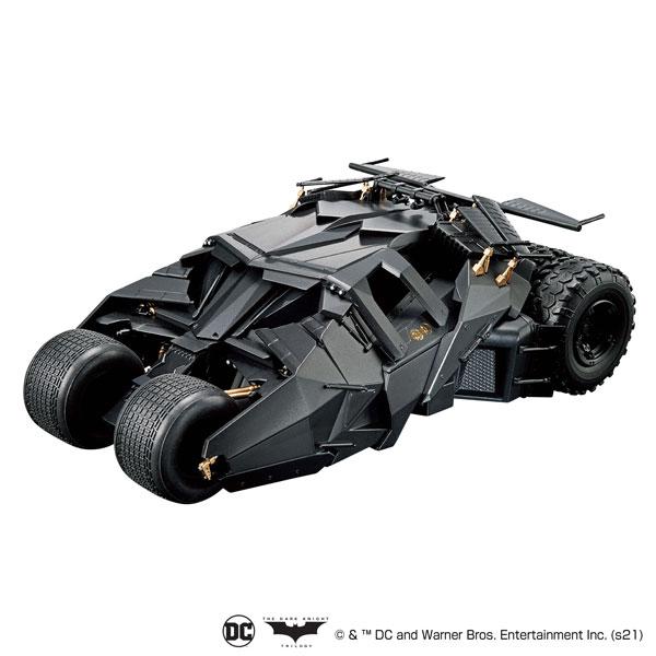 1/35 SCALE バットモービル(バットマン ビギンズVer.) プラモデル[BANDAI SPIRITS]《03月予約》
