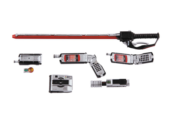 Kamen Rider 555 Toys