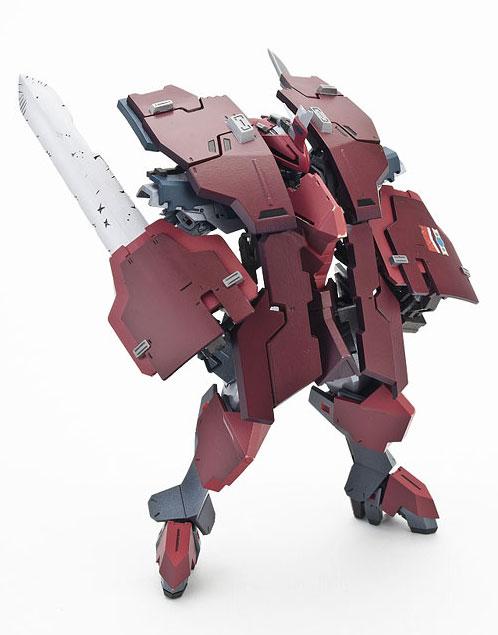 [机甲系]RIOBOT 破刃之剑 Delphine  第三形態