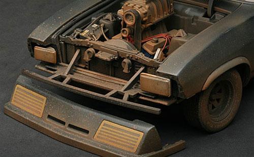 amiami character hobby shop diecast model car 1 18 mad max 2 the road warrior interceptor. Black Bedroom Furniture Sets. Home Design Ideas