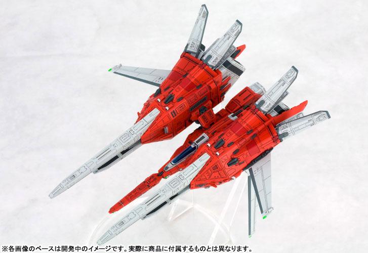 KOTOBUKIYA / 壽屋 / 1/144 / 閃電風暴 Ray Storm / 戰機R-Gray / 組裝模型