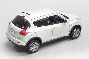 Marvelous AmiAmi [Character U0026 Hobby Shop] | J Collection Diecast Model 1/43 Nissan  Juke White Pearl
