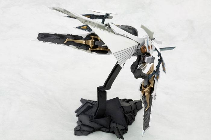 KOTOBUKIYA / 壽屋 / 1/144 / 斑鳩 飛鐵塊 / 銀雞 Ginkei / 白色 / 組裝模型