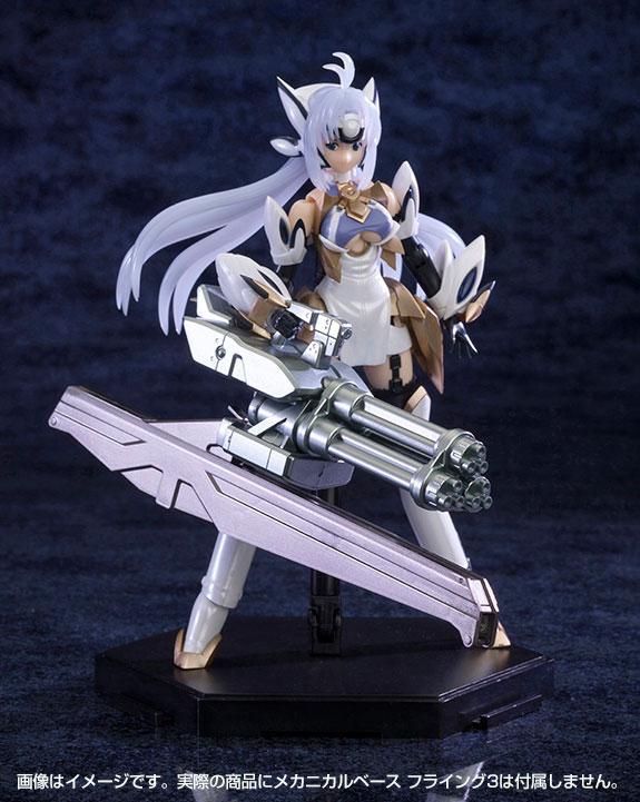 ゼノサーガIII KOS-MOS(コスモス) Ver.4 エクストラコーティングエディション 1/12 プラモデル