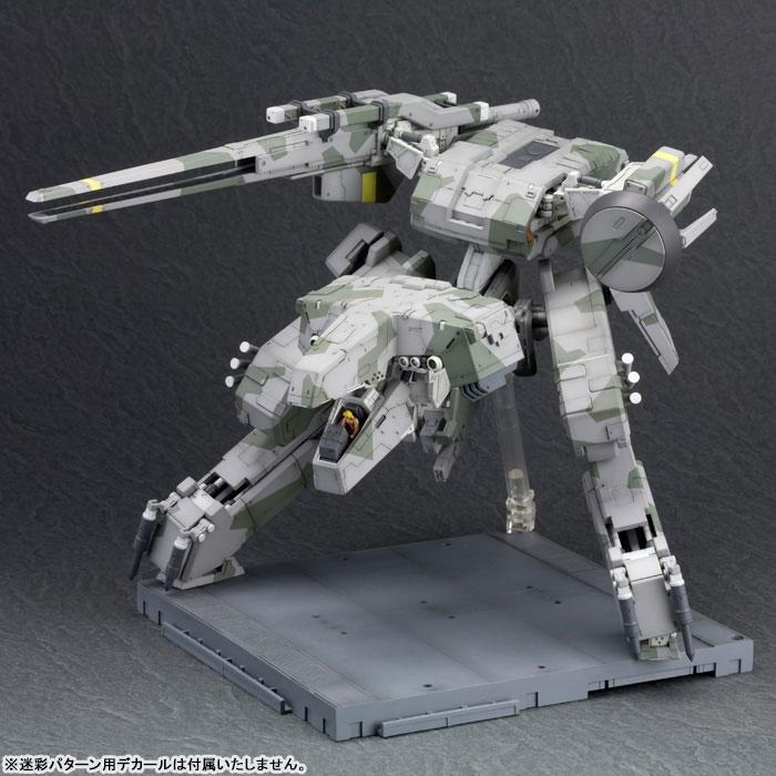 Kotobukiya / 壽屋 / 1/100 / 潛龍諜影 / Metal Gear Rex / 組裝模型